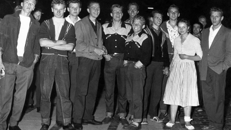 Unge teenagere sex parti