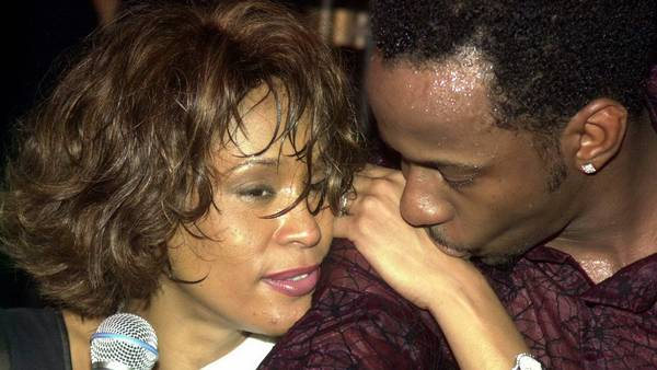 Bobby Brown og Whitney Houston blev separeret i september 2006. Godt et halvt år senere var de skilt. (Foto: All Over Press