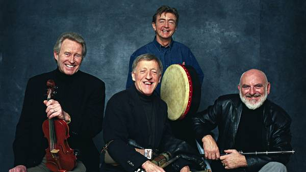 The Chieftains - gruppen blev dannet i Dublin helt tilbage i 1962. (Foto: The Chieftains)