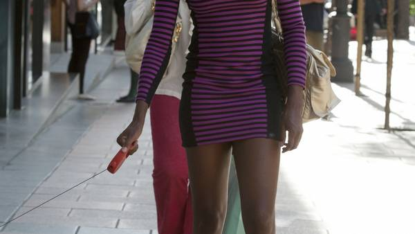 Venus Williams' endeløse stænger i fri dressur. (Foto: Colourpress.com)