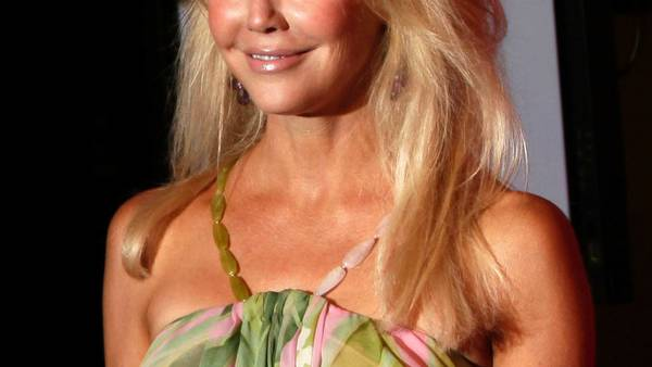 Tv-stjernen Heather Locklear. (Foto: AP)