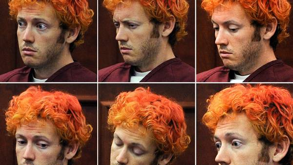 James Holmes er sigtet for drab på 12 personer. (Foto: AP)