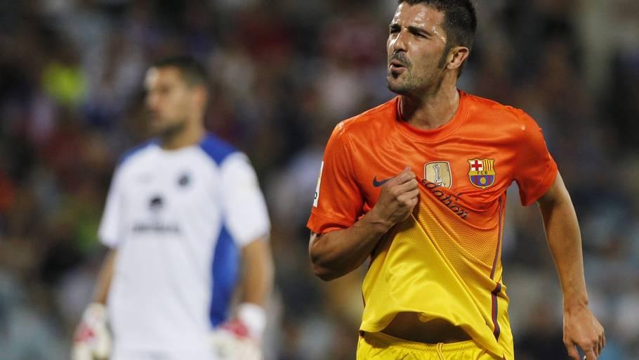 a7ad37c82b39db Iniesta  David Villa er vigtig for Barcelona – Ekstra Bladet