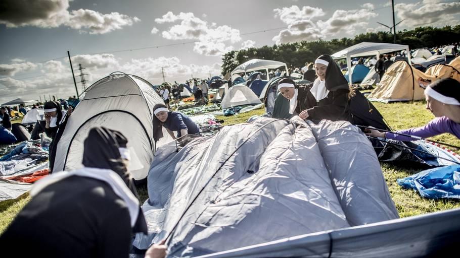 Camp-patruljen: Ikke så meget missionærstilling - Ekstra