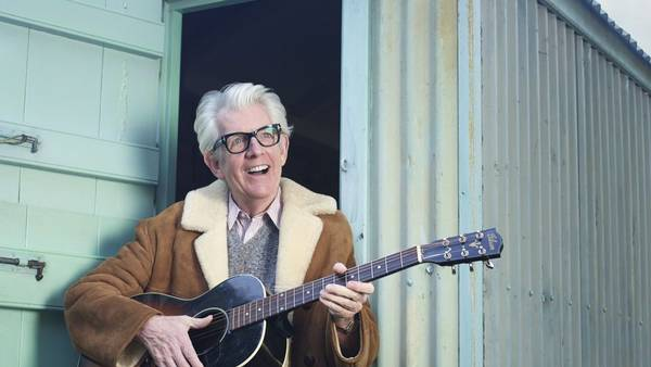 Nick Lowe - det garvede multitalent fra London er bare ikke til at stå for. (Foto: Dan Burn)