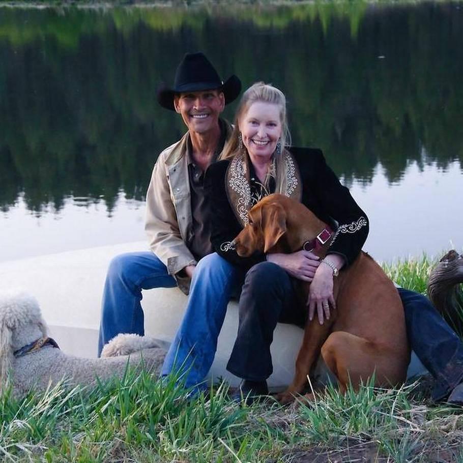 Patrick Swayzes enke gift igen – Ekstra