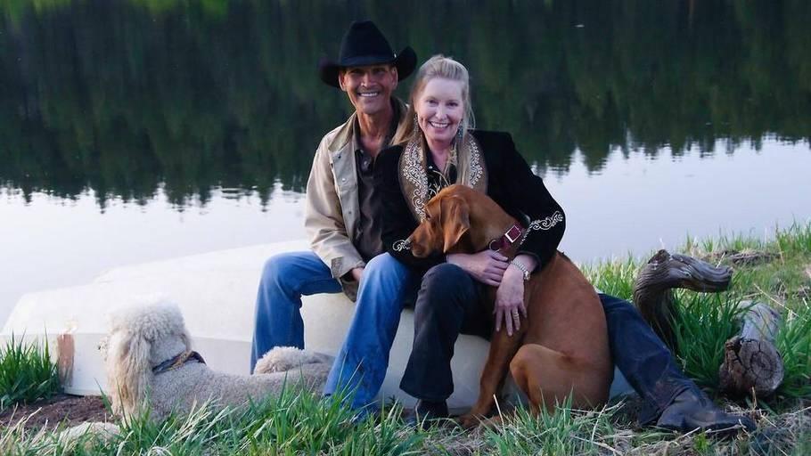 Patrick Swayzes enke, Lisa Niemi, har giftet sig igen. Dette er et af