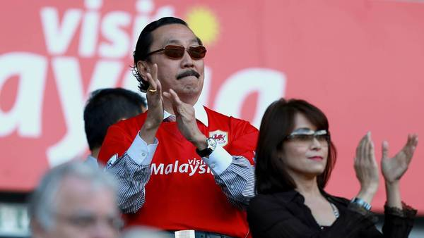 Vincent Tan (Foto: AP)
