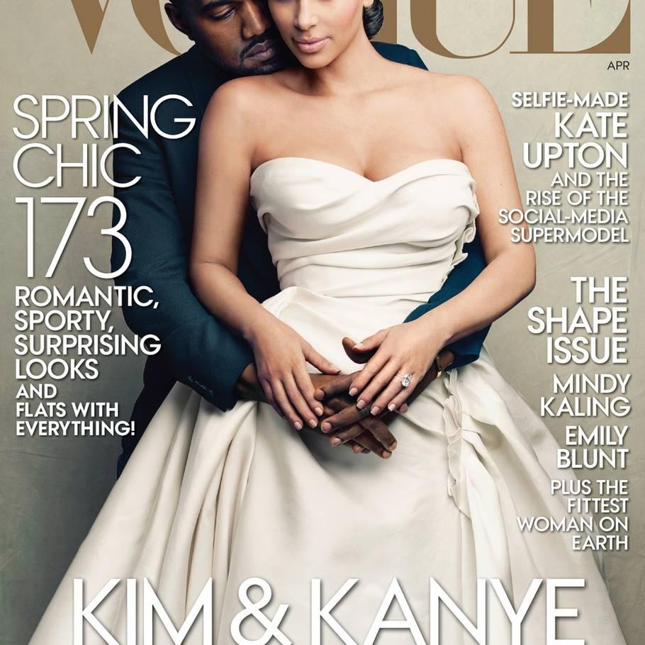 e901f3363b6f Vildt! Så meget bruger Kim og Kanye på brylluppet – Ekstra Bladet