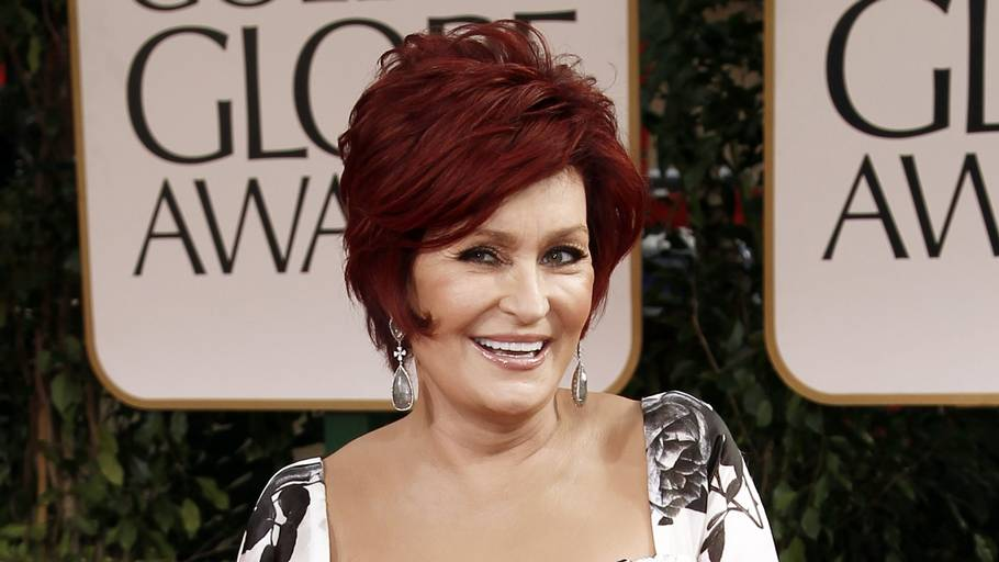 Sharon Osbourne - det var for sjov. (AP Photo)