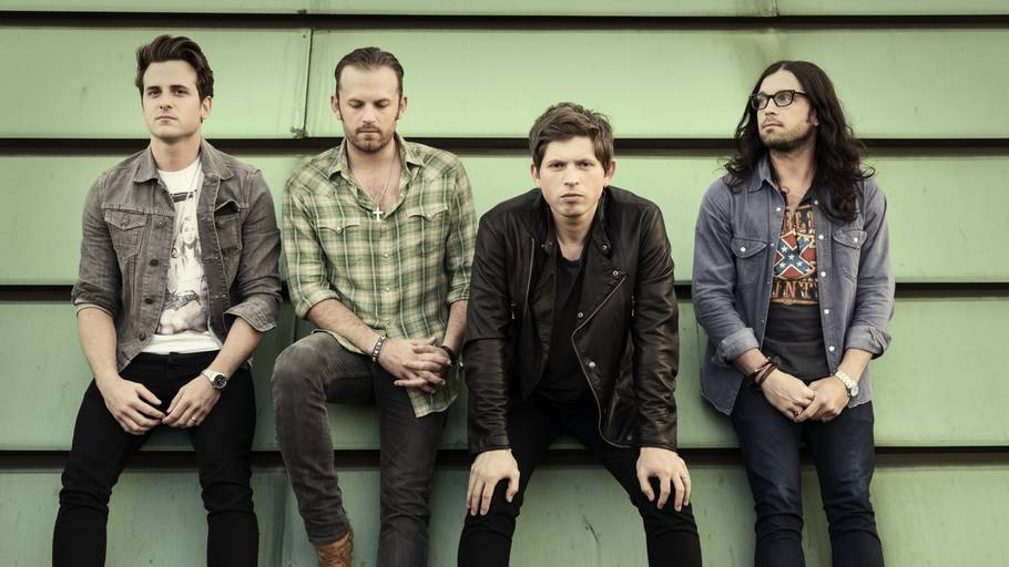 Kings of Leon – sydstatsrockerne lyder igen sultne som i karrierens start. (Foto: Dan Winters)