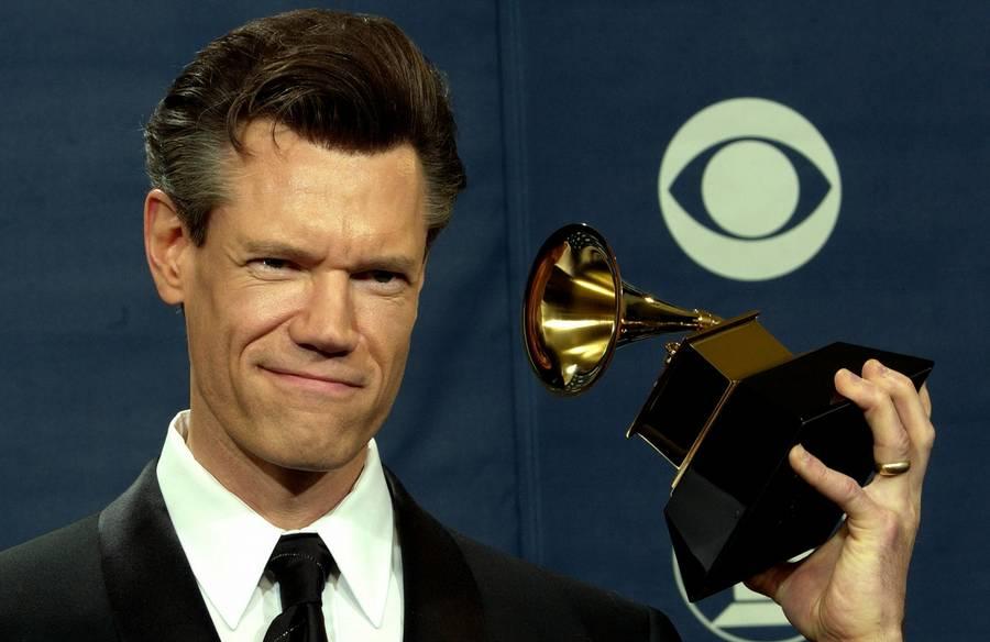 Sangeren vandt en Grammy i Hollywood anno 2004. (Foto: AP/Reed Saxon)