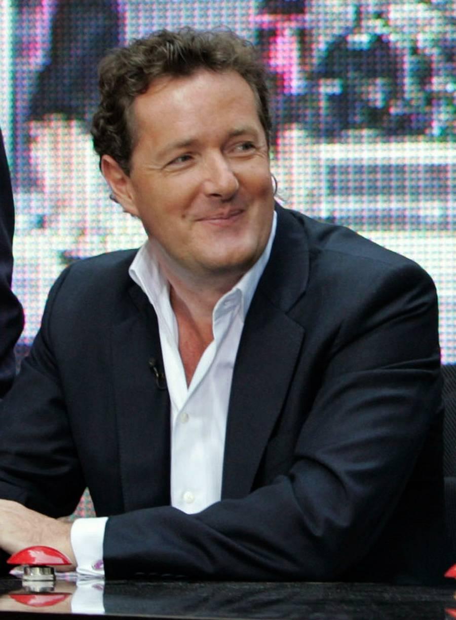 Nu har Piers Morgan fået en ny kendis på sin liste over bandlyste kendte. (Foto: AP/Richard Drew)