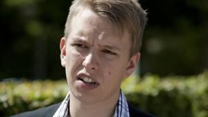 Daniel Carlsen har valgt at stoppe. Foto: Ole Frederiksen
