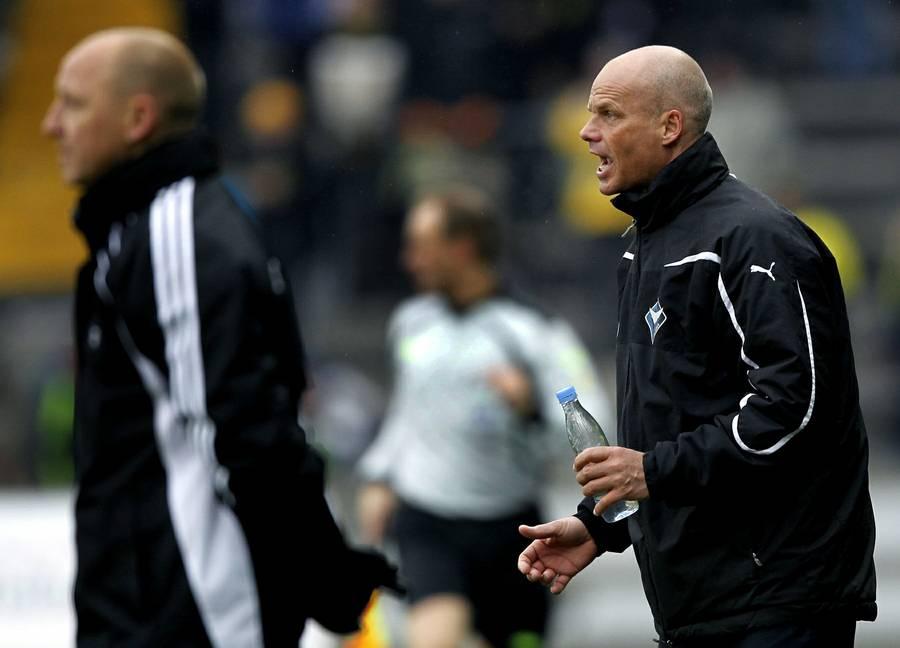 Tommy Møller Nielsen er ikke længere træner i HB Køge. (Foto: Lars Poulsen)