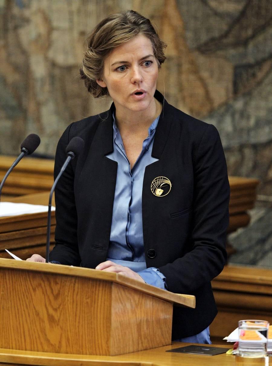 Venstres Ellen Trane Nørby har åbnet en brevkasse på Facebook (Foto: Jens Dresling / Polfoto)