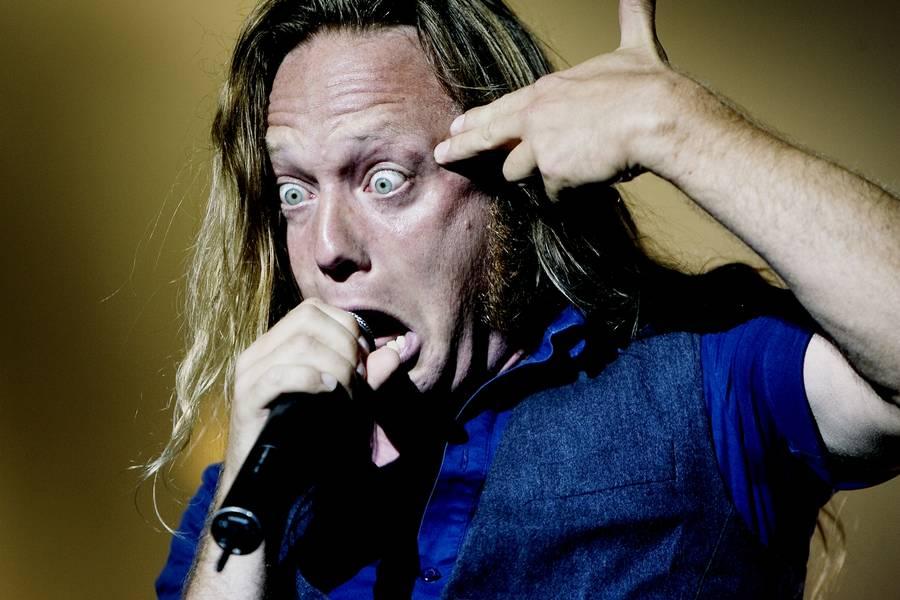 Jesper Binzers D-A-D har ikke spillet på Roskilde siden 2005. (Foto: Linda Johansen)