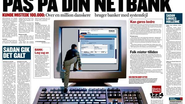 Usikre banker – Ekstra Bladet