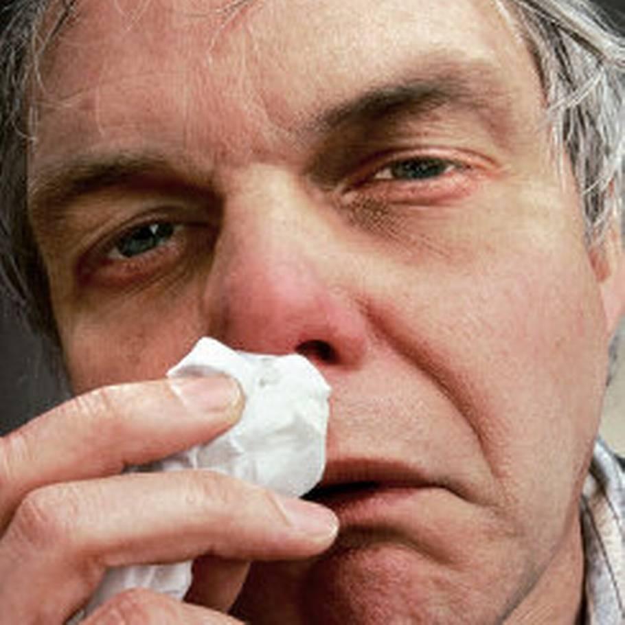 få forkølelse væk hurtigt