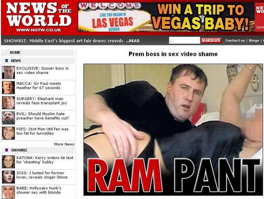 Sex video paul jewel