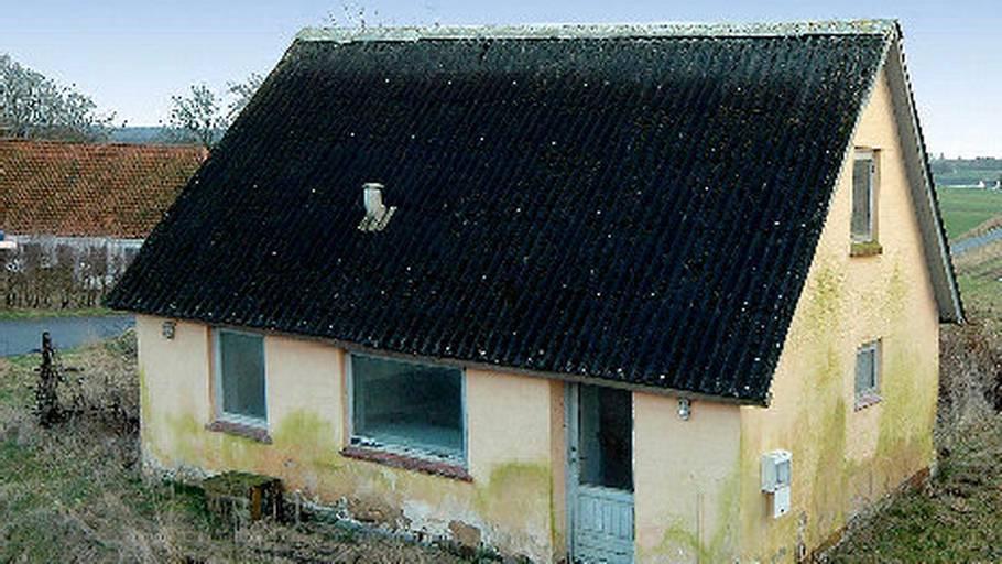 824b782c Må vi præsenterer Danmarks p.t. billigste hus.