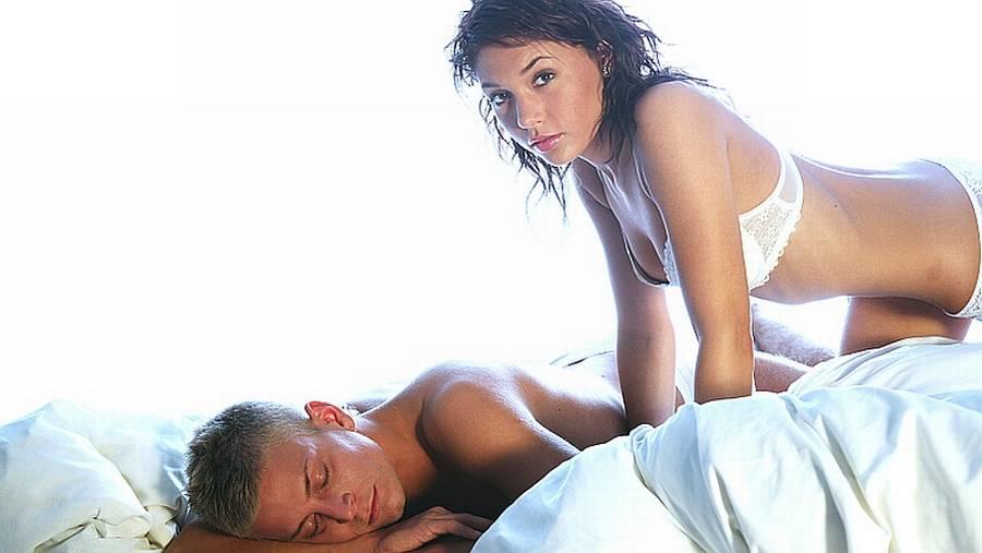 social massage nøgen