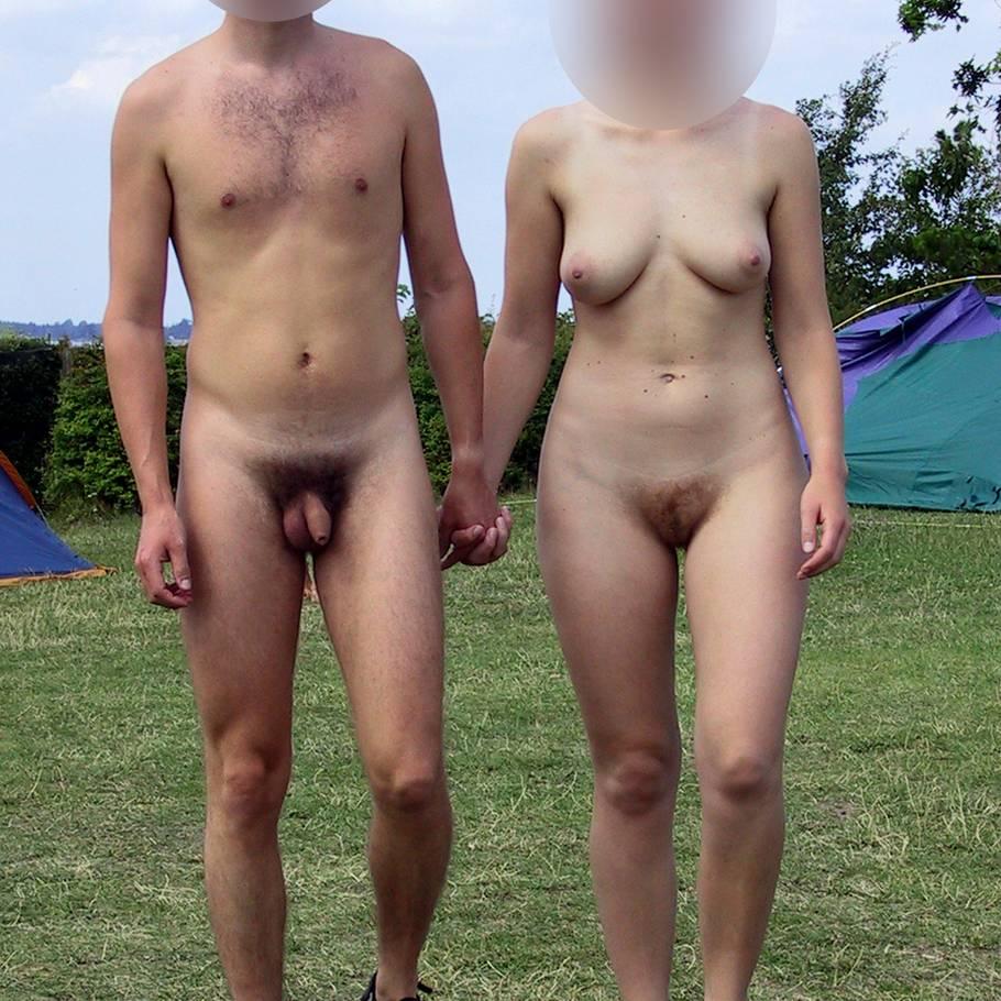 Tyska nudister