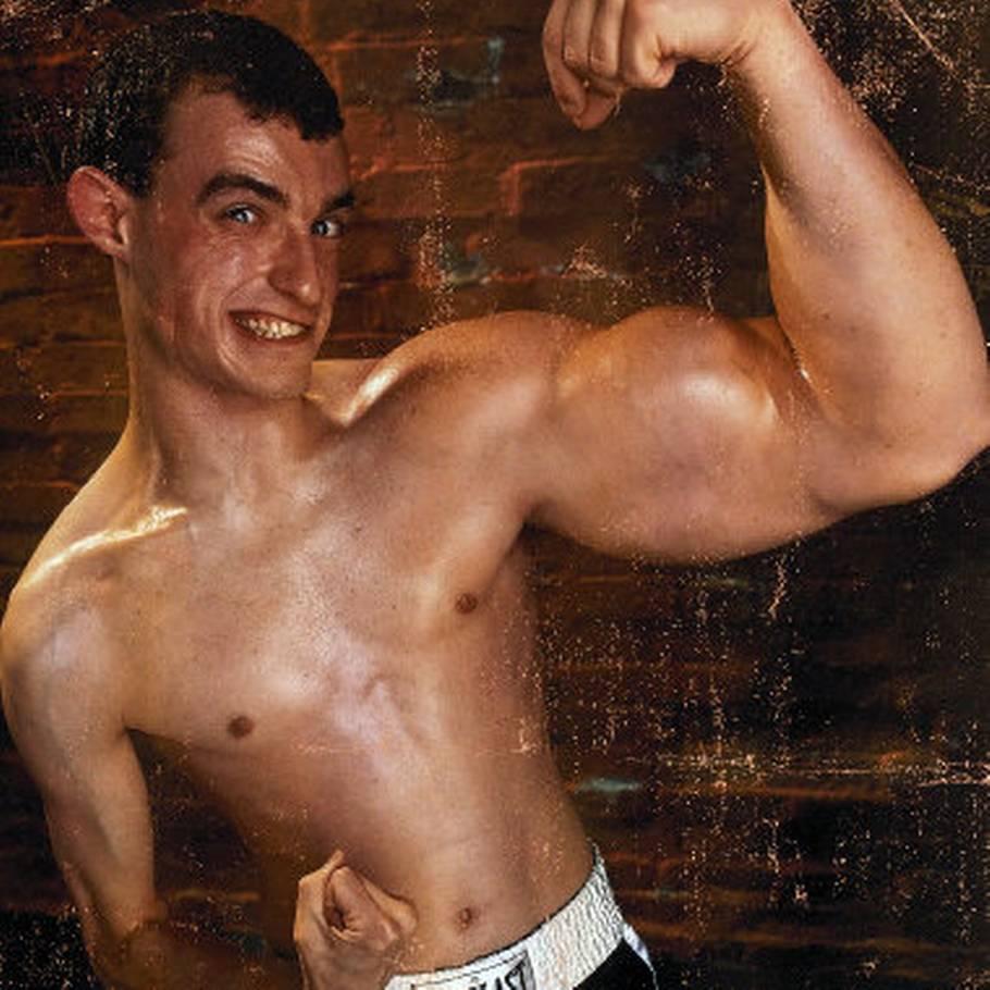 træning af muskler