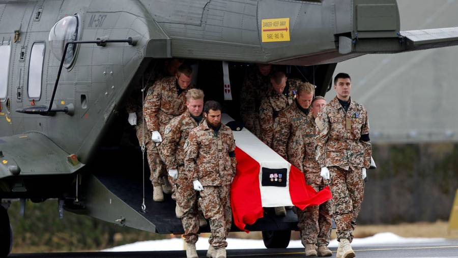 Afghanistan-officer: Krigen kan ikke vindes – Ekstra Bladet