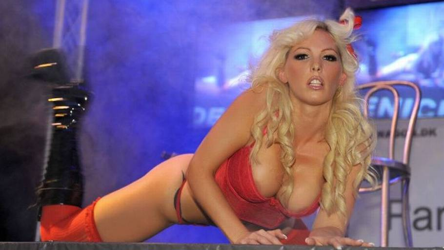 danske stripper