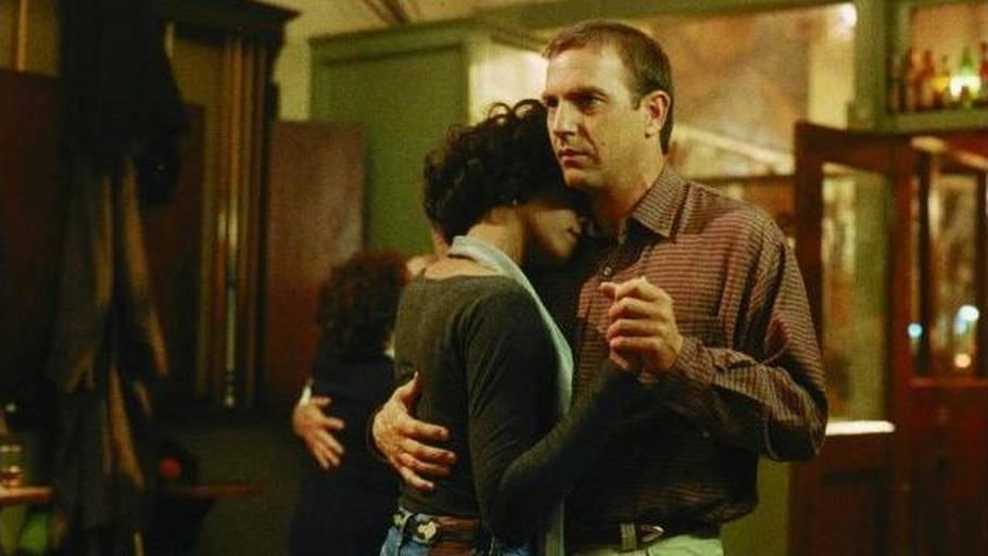 Kevin Costner spillede sammen med Whitney Houston i filmen 'The Bodyguard' fra 1992. ( Foto: Warner Brothers)