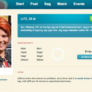 dating website bygning software