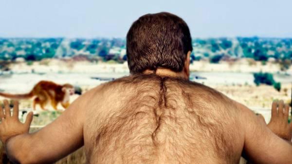 voks ryg mænd