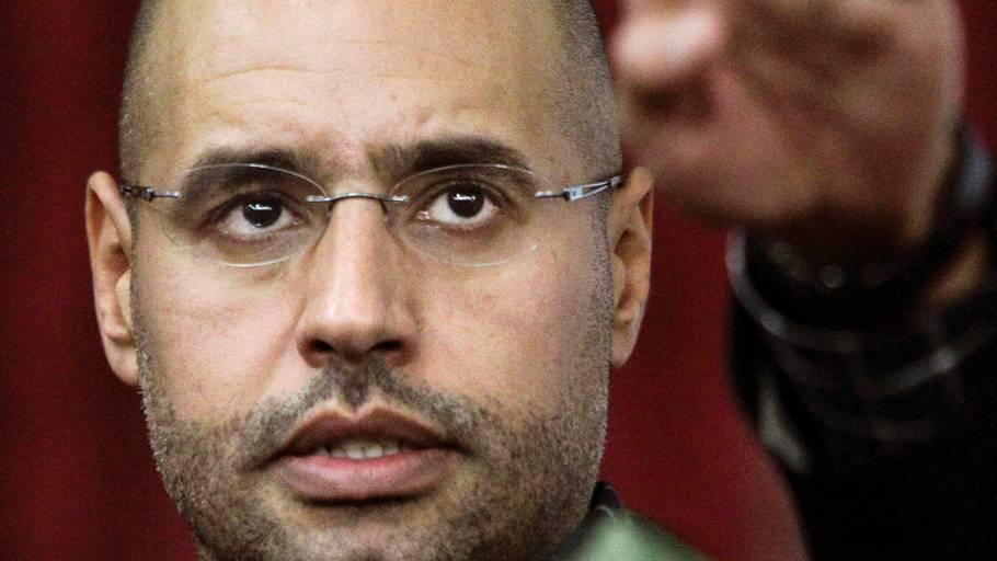 83a1d4189f07 Efter sin tilfangetagelse meddeler Saif al-Islam Gaddafi