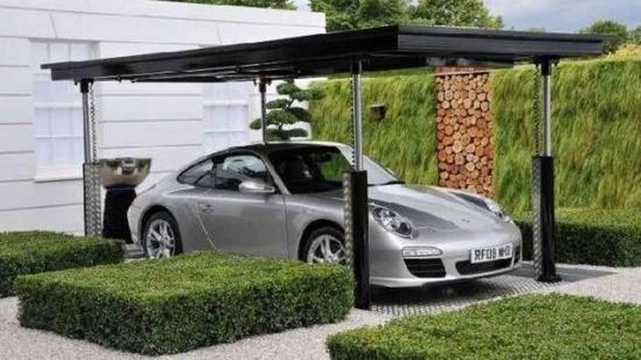 Ultramoderne Verdens fedeste garage – Ekstra Bladet HF-27