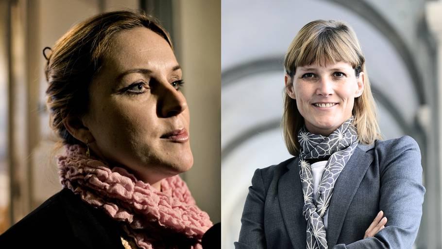 kvindelige danske politikere