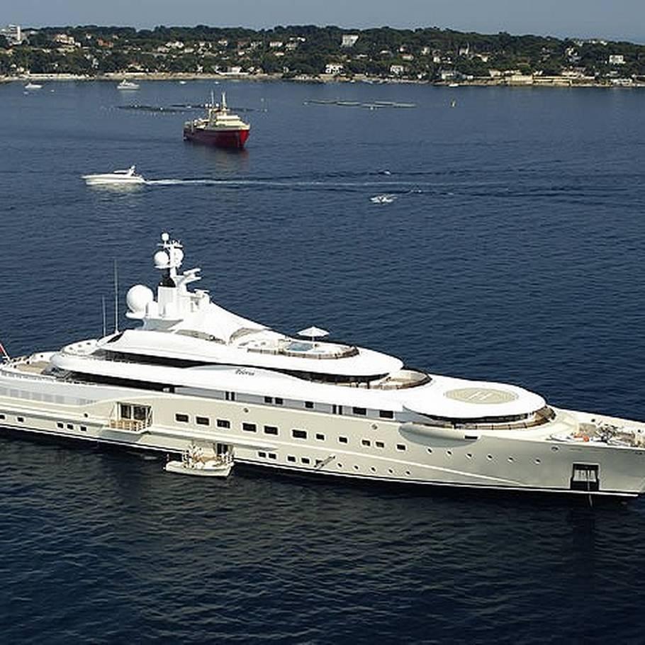 lej en yacht københavn