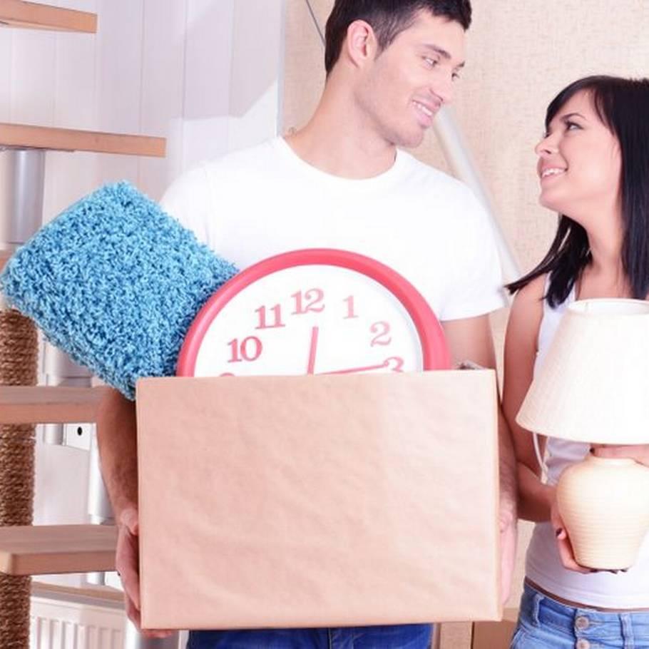 Hvornår man skal flytte fra dating til et forhold