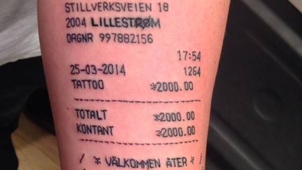 tattoo på armen mænd