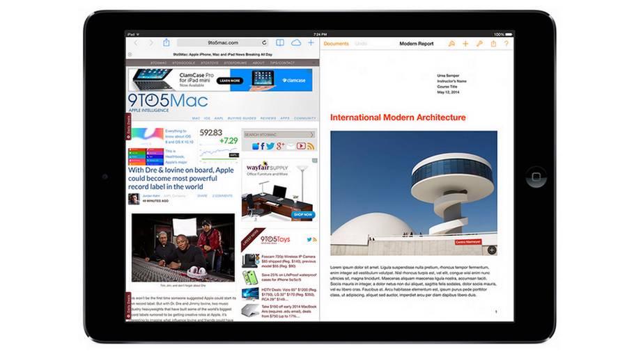 iPad på vej med ægte multitasking – Ekstra Bladet c768478f1fbc3