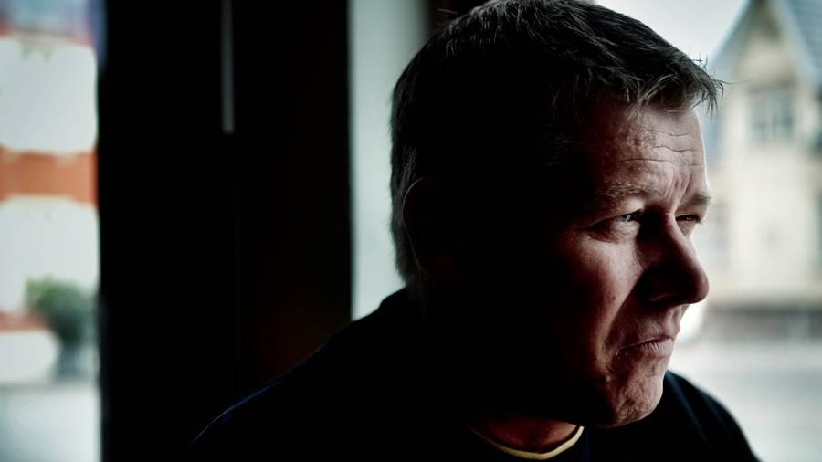 Alt imens Skat har forsøgt at få Jesper 'Kasi' Nielsen til at betale sin skattegæld, har den fallerede rigmand tømt sine selskaber for værdier. (Foto: Tobias Selnæs Markussen/Polfoto)