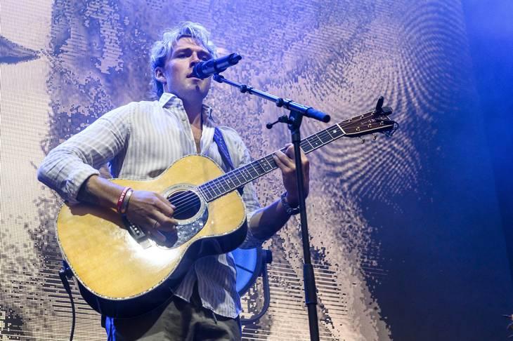 Christopher er kendt for sin musik, men snart springer han også ud som skuespiller. Foto: Torben Christensen/Ritzau Scanpix