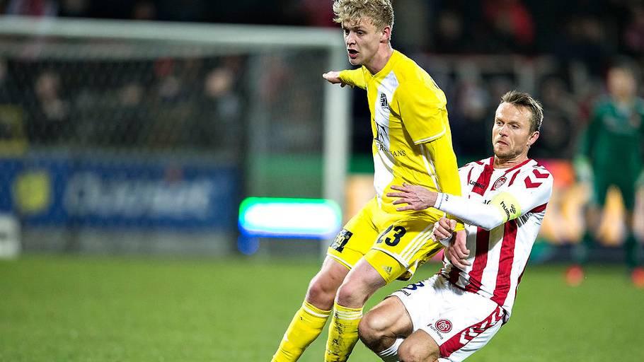 7b6e66d1 18-årige Jens Odgaard har fået en fireårig kontrakt med Inter, der henter  ham i Lyngby